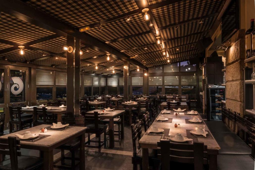 tables restaurant la gran pulperia