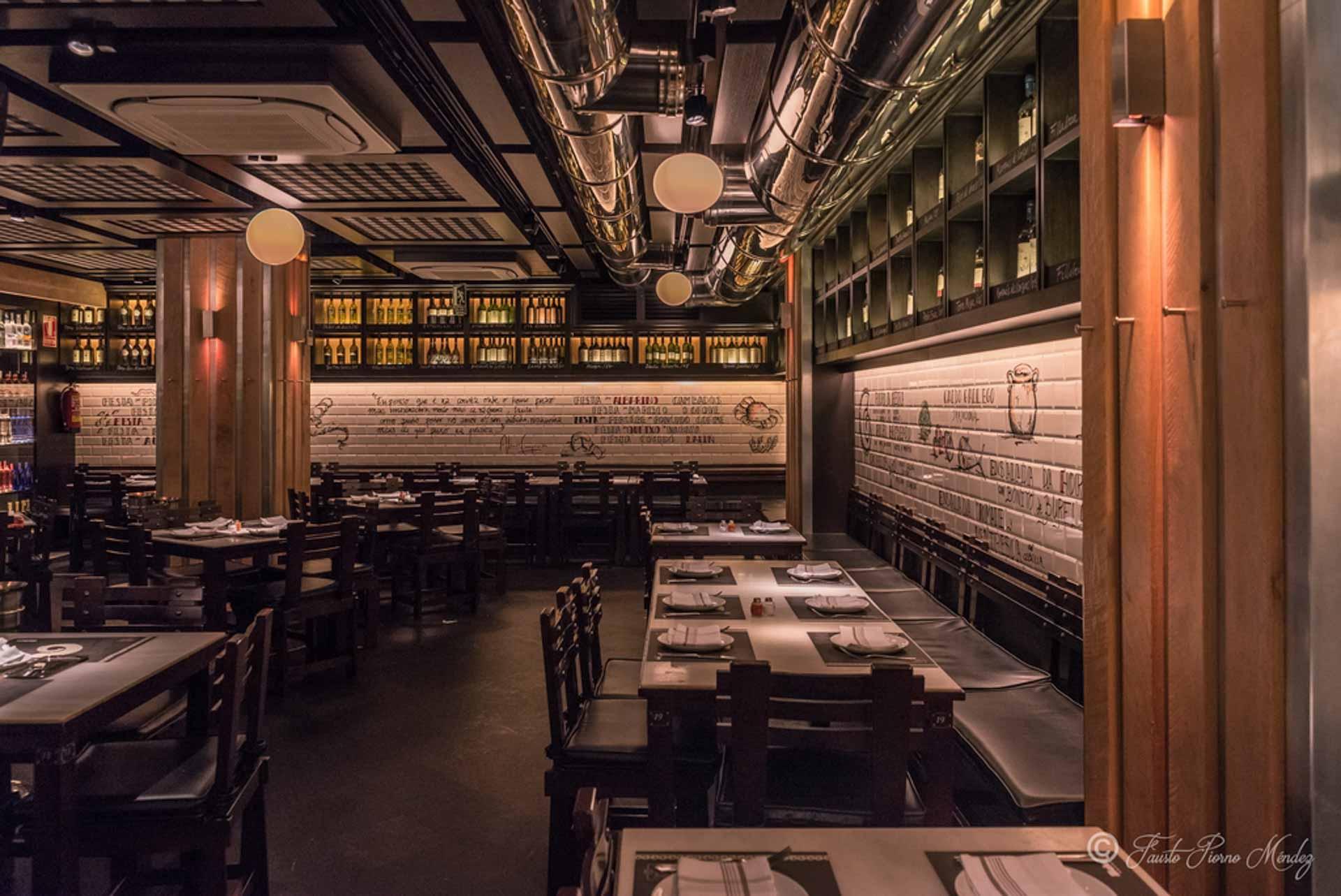 restaurante la gran pulperia de madrid