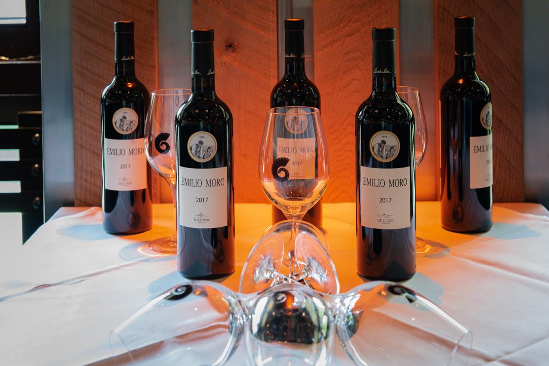 La gran Pulperia Vinos Tintos